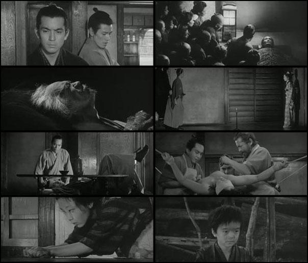 Akahige 1965 Akira Kurosawa Toshiro Mifune Takashi Shimura