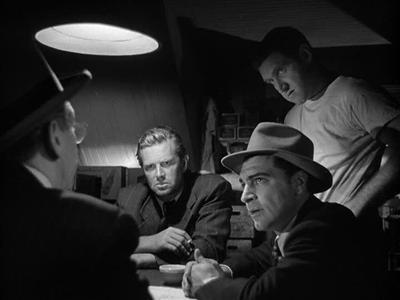 Asphalt Jungle 1950 John Huston Sterling Hayden Sam Jaffe Marilyn Monroe