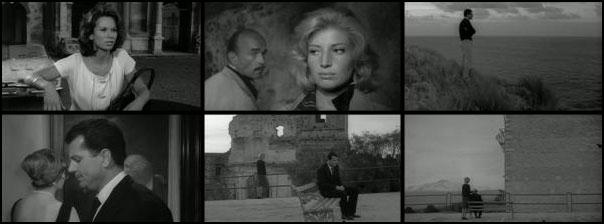 Avventura 1960 Michelangelo Antonioni Monica Vitti