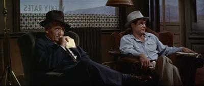 Bad Day at Black Rock 1955 John Sturges Spencer Tracy Robert Ryan Walter Brennan Ernest Borgnine Lee Marvin
