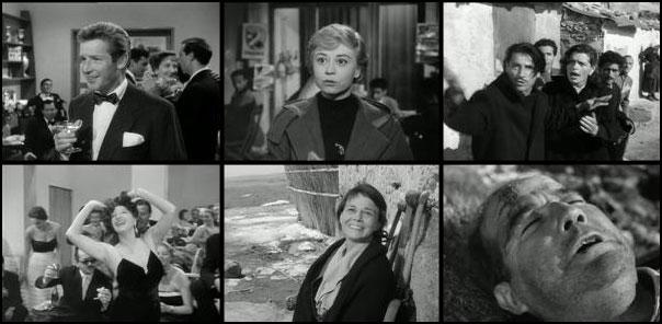 Bidone Il 1955 Federico Fellini Giulietta Masina