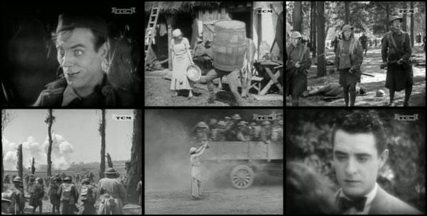 Big Parade 1925 King Vidor