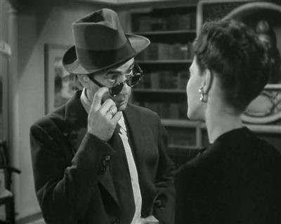 Big Sleep 1946 Howard Hawks Humphrey Bogart Lauren Bacall