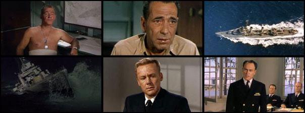 Caine Mutiny 1954 Edward Dmytryk Humphrey Bogart Fred MacMurray Lee Marvin