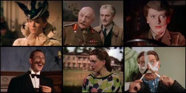 Life and Death of Colonel Blimp 1943 Deborah Kerr Michael Powell Emeric Pressburger