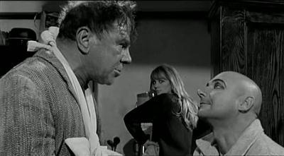Cul-de-sac 1966 Roman Polanski Donald Pleasence Jacqueline Bisset