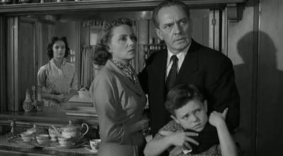 Desperate Hours 1955 William Wyler Humphrey Bogart Fredric March