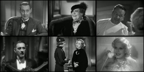 Dinner at Eight 1933 George Cukor