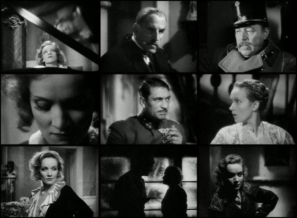 Dishonored 1931 Josef von Sternberg Marlene Dietrich