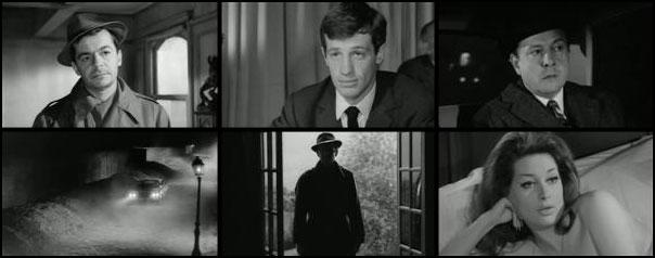 Doulos 1962 Jean-Pierre Melville Jean-Paul Belmondo