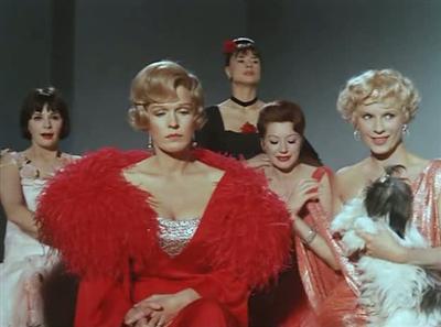 För att inte tala om alla dessa kvinnor 1964 Ingmar Bergman Bibi Andersson Harriet Andersson Eva Dahlbeck Erland Josephson