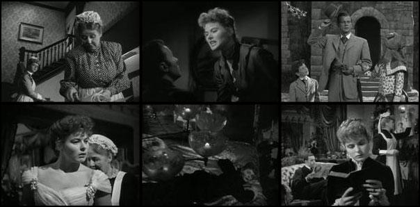 Gaslight 1944 George Cukor Charles Boyer Ingrid Bergman Joseph Cotten