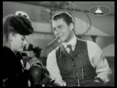 Gentleman Jim 1942 Errol Flynn Raoul Walsh