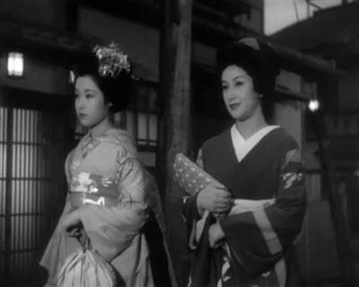 Gion Bayashi 1953 Kenji Mizoguchi