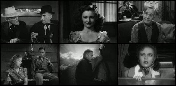 High Sierra 1941 Raoul Walsh John Huston Humphrey Bogart
