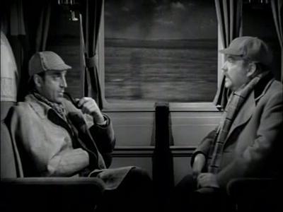 Hound of the Baskervilles 1939 Sidney Lanfield John Carradine