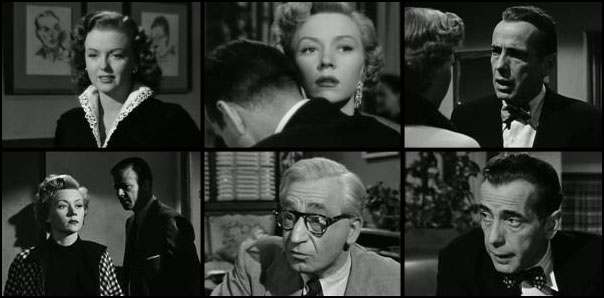In a Lonely Place 1950 Nicholas Ray Humphrey Bogart Gloria Grahame