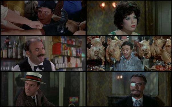 Irma la Douce 1963 Billy Wilder Jack Lemmon Shirley MacLaine James Caan