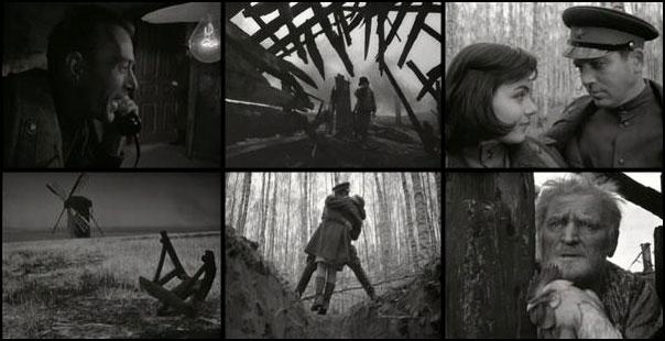 Иваново детство», 1962. Первый полный метр Андрея Тарковского ...