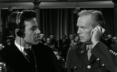 Judgment at Nuremberg 1961 Stanley Kramer Spencer Tracy Burt Lancaster Richard Widmark Marlene Dietrich Maximilian Schell Judy Garland Montgomery Clift