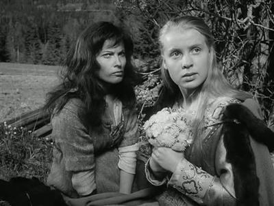 Jungfrukällan 1960 Ingmar Bergman Max von Sydow