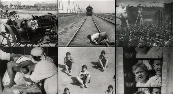 Человек с киноаппаратом 1929 Дзига Вертов