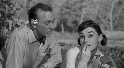 Love in the Afternoon 1957 Billy Wilder Gary Cooper Audrey Hepburn