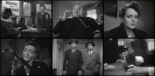 Maltese Falcon 1941 John Huston Humphrey Bogart Peter Lorre