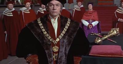 Man for All Seasons 1966 Fred Zinnemann Paul Scofield Orson Welles Vanessa Redgrave