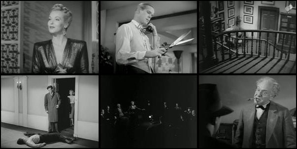 Ministry of Fear 1944 Fritz Lang Ray Milland