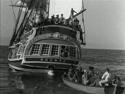 Mutiny on the Bounty 1935 Frank Lloyd Charles Laughton Clark Gable