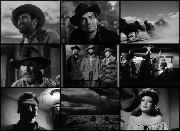 an analysis of protagonists and antagonists in the film my darling clementine by john ford