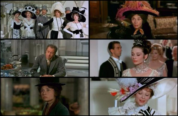 My Fair Lady 1964 George Cukor Audrey Hepburn
