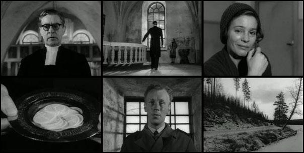 Nattvardsgästerna 1963 Ingmar Bergman Ingrid Thulin Gunnar Björnstrand Max von Sydow