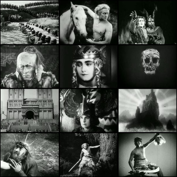 Nibelungen 1924 Fritz Lang