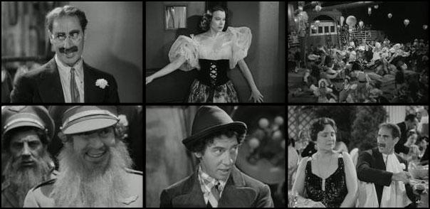 Night at the Opera 1935 Sam Wood Edmund Goulding Buster Keaton