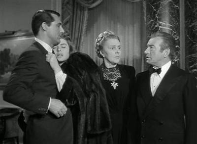 Notorious 1946 Alfred Hitchcock Cary Grant Ingrid Bergman