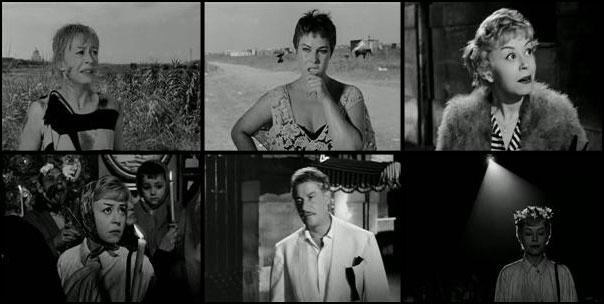 Notti di Cabiria 1957 Federico Fellini Giulietta Masina