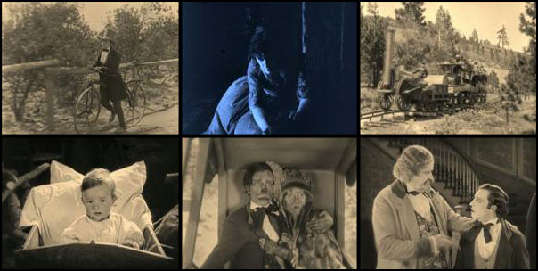 Our Hospitality 1923 Buster Keaton