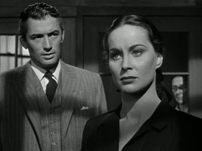 Paradine Case 1947 Alfred Hitchcock Gregory Peck Charles Laughton