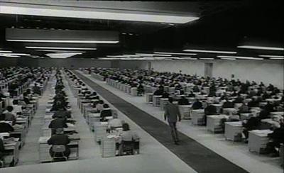 Proces 1962 Orson Welles Anthony Perkins Jeanne Moreau