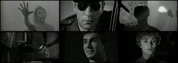Psycho 1960 Alfred Hitchcock Anthony Perkins Vera Miles Janet Leigh
