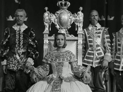 Queen Christina 1933 Rouben Mamoulian Greta Garbo Akim Tamiroff