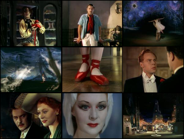 Red Shoes 1948