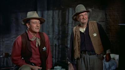 Rio Bravo 1959 Howard Hawks John Wayne