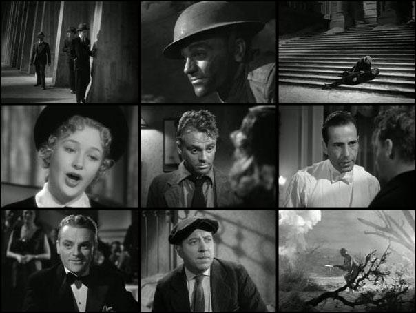 Roaring Twenties 1939 Raoul Walsh James Cagney Humphrey Bogart