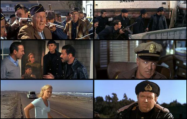 Russians Are Coming the Russians Are Coming 1966 Norman Jewison Eva Marie Saint Lee Marvin