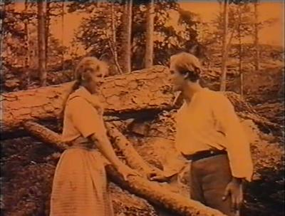 Sången om den eldröda blomman 1919 Mauritz Stiller