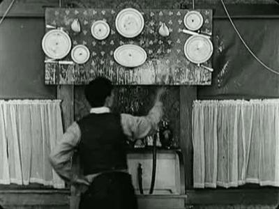 Scarecrow 1920 Buster Keaton