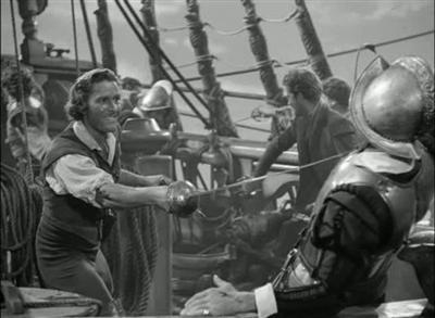 Sea Hawk 1940 Michael Curtiz Claude Rains Errol Flynn